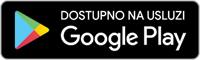 Dostupna na usluzi Google Play