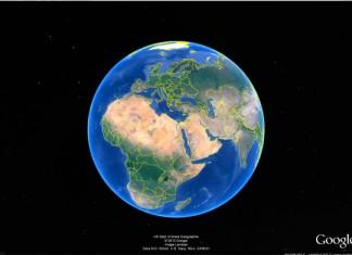 Google earth program