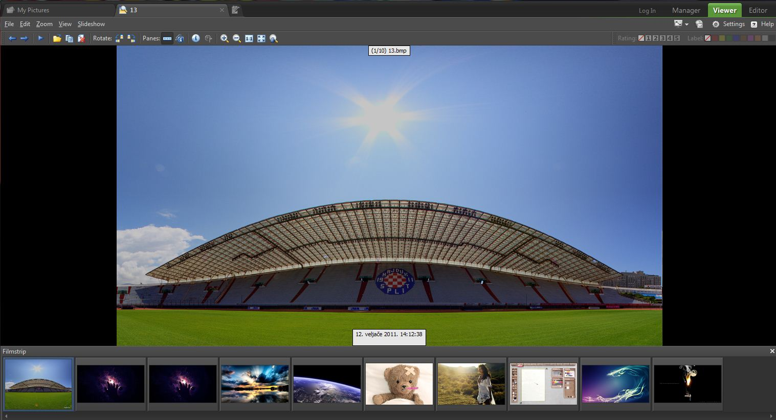 Zoner Photo Studio Free 14 Program Za Obradu Slika