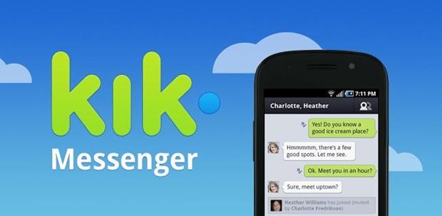 Kik Messenger - Mobilna aplikacija za dopisivanje