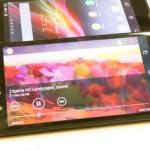 Sony Xperia Z izgled