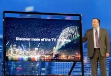 sSamsung s9000 4K HDTV