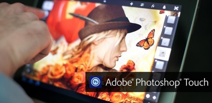 Adobe photoshop Android iOS