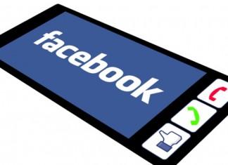 Facebook Android mobilni telefon