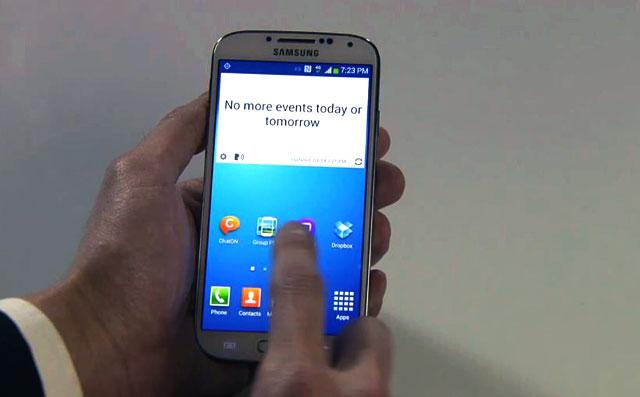 Galaxy S4 Event Slika 1