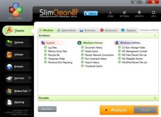Slimcleaner održavanje sustava