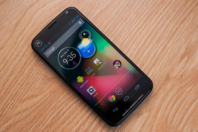 X Phone prototip
