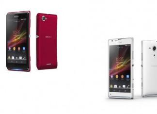 Sony Xperia SP i L