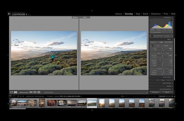 Adobe Lightroom 5 Beta