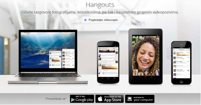 Google Hangouti