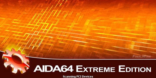 Aida 64 extreme editon logo