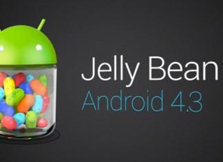 Android 4.3 Jelly Bean Logo