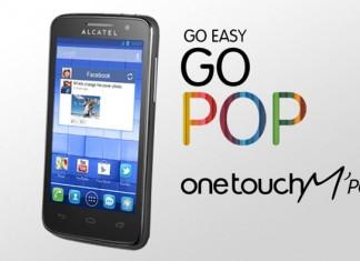 Alcatel One Touch M Pop pametni telefon