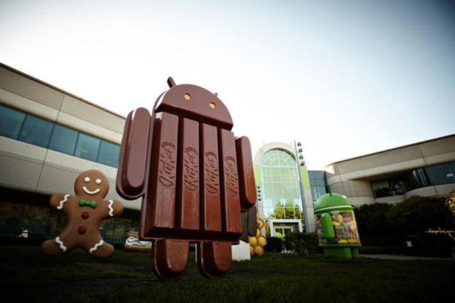 Android 4.4 KitKat Logo