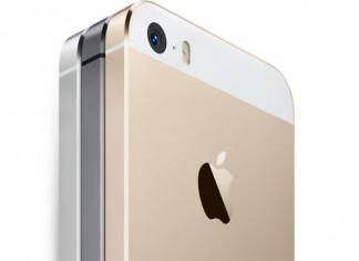 iPhone 5S boje