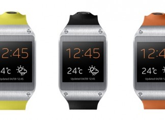 Samsung Galaxy Gear Smartwach