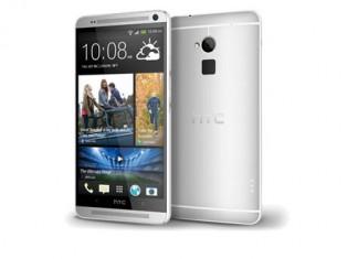 HTC One Max prednja i stražnja strana