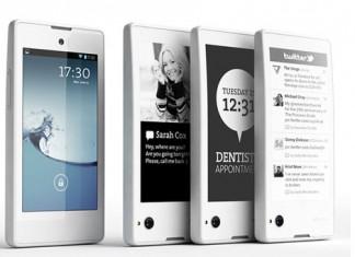 Yotaphone dual screen