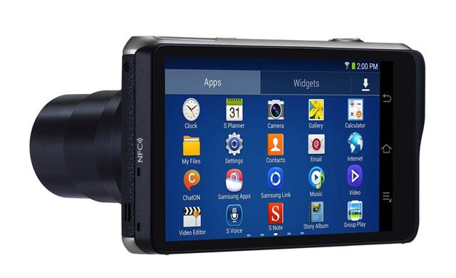 Galaxy Camera 2 Stražnja strana