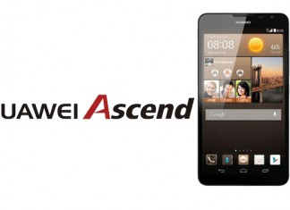 Huawei Ascend Mate 2 4G Phablet