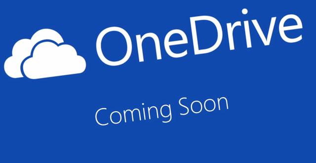 OneDrive logotip
