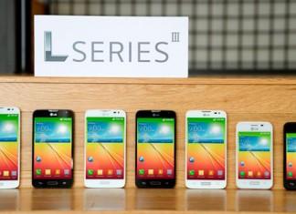 LG L90, LG L70, LG L40