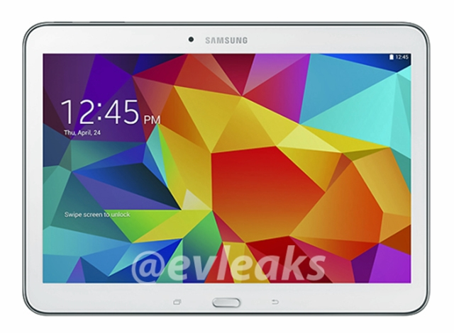 Galaxy Tab 4 10.1 Bijeli