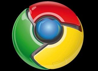 Chrome Logo Dark