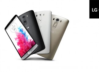LG G3 Službena slika