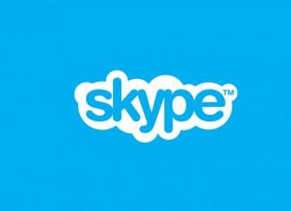 Skype Logo novi