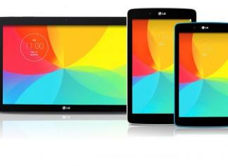 LG G Pad 10.1 Tablet