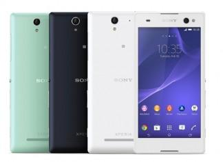 Sony Xperia C3 boje