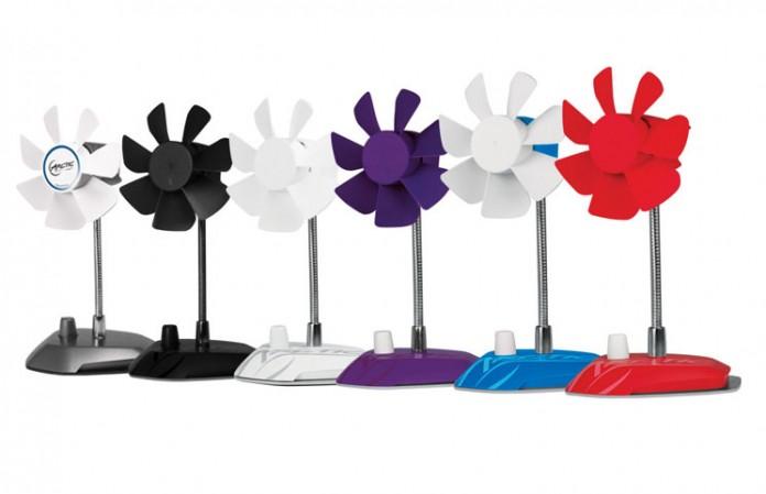 USB Ventilator ARCTIC Breeze razne boje