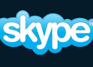 Logo Skype 5.0 Android