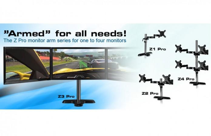 ARCTIC Z Pro stalak za monitor