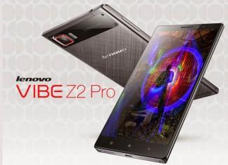 Lenovo K920 Vibe Z2 Pro - Fotografija uređaja