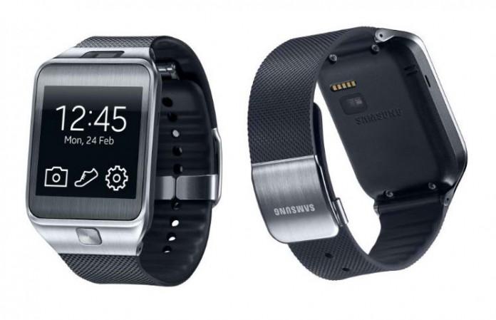 Samsung Gear Solo smartwach izgled sata