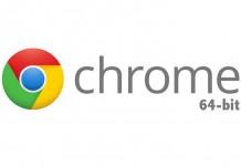 Google Chrome 64 Bit Logo