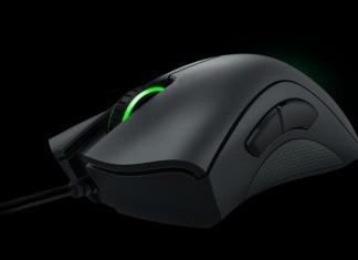 Razer DeathAdder Chroma dizajn miša