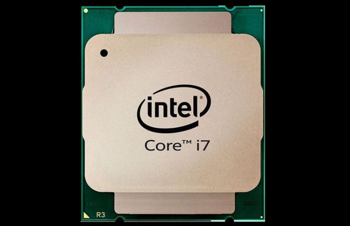 intel core i7 procesor gornji dio