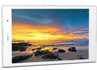 Sony Xperia z3 tablet compact prendnja strana