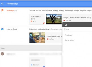 Inbox by Gmail za Desktop