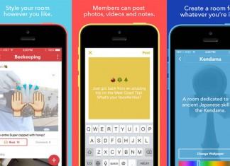 Rooms aplikacija za chat