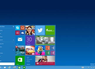 Windows 10 novi desktop
