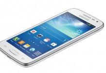 Samsung Galaxy Core LTE prednja strana