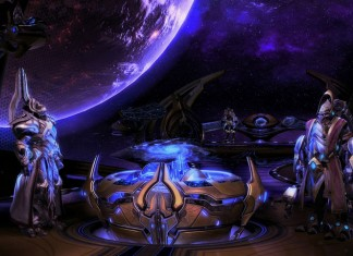 StarCraft II Legacy of the Void screenshoot