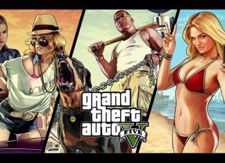 GTA 5 za PC