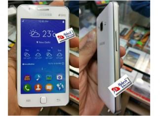 Samsung Z1 prednja i bočna strana uređaja