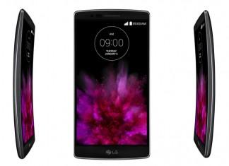 LG G Flex2 dizajn uređaja