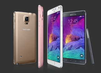 Galaxy Note 4 boje